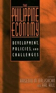 Foto Cover di Philippine Economy: Development, Policies, and Challenges, Ebook inglese di  edito da Oxford University Press