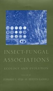Ebook in inglese Insect-Fungal Associations: Ecology and Evolution