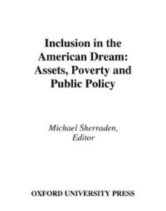 Ebook in inglese Inclusion in the American Dream: Assets, Poverty, and Public Policy