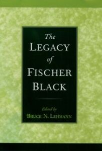 Ebook in inglese Legacy of Fischer Black