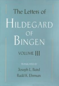 Ebook in inglese Letters of Hildegard of Bingen: Volume III Hildegard of Binge, ildegard of Bingen