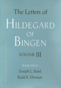 Ebook in inglese Letters of Hildegard of Bingen: Volume III Hildegard of Binge, ildegard of Bingen