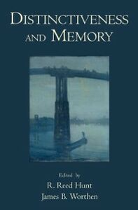 Ebook in inglese Distinctiveness and Memory -, -