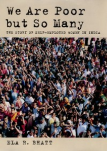 Ebook in inglese We Are Poor but So Many: The Story of Self-Employed Women in India Bhatt, Ela R.