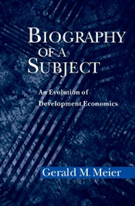 Ebook in inglese Biography of a Subject: An Evolution of Development Economics Meier, Gerald M.