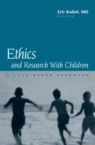 Foto Cover di Ethics and Research with Children: A Case-Based Approach, Ebook inglese di  edito da Oxford University Press