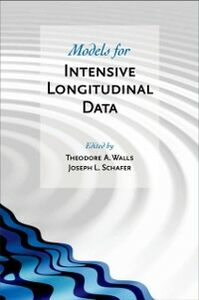 Ebook in inglese Models for Intensive Longitudinal Data -, -