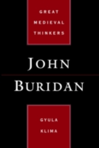 Ebook in inglese John Buridan Klima, Gyula