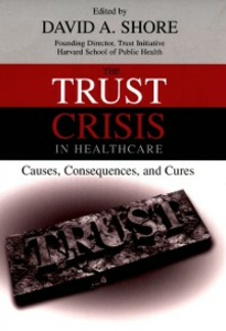 Ebook in inglese Trust Crisis in Healthcare -, -