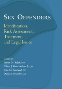 Foto Cover di Sex Offenders: Identification, Risk Assessment, Treatment, and Legal Issues, Ebook inglese di  edito da Oxford University Press