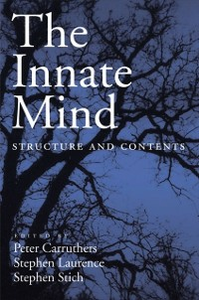 Ebook in inglese Innate Mind: Structure and Contents -, -
