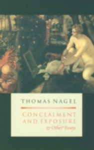 Ebook in inglese Concealment and Exposure: And Other Essays Nagel, Thomas