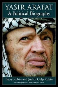 Ebook in inglese Yasir Arafat: A Political Biography Rubin, Barry , Rubin, Judith Colp