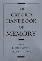 Oxford Handbook of Memory