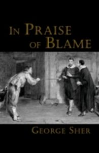 Ebook in inglese In Praise of Blame Sher, George