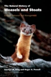 Ebook in inglese Natural History of Weasels and Stoats: Ecology, Behavior, and Management King, Carolyn M. , Powell, Roger A.