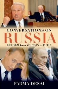 Ebook in inglese Conversations on Russia: Reform from Yeltsin to Putin Desai, Padma