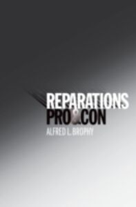 Foto Cover di Reparations: Pro and Con, Ebook inglese di Alfred L. Brophy, edito da Oxford University Press