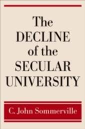 Decline of the Secular University