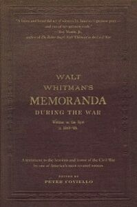 Ebook in inglese Memoranda During the War Whitman, Walt