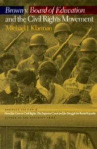 Ebook in inglese Brown v. Board of Education and the Civil Rights Movement Klarman, Michael J.