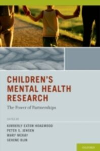 Ebook in inglese Childrens Mental Health Research: The Power of Partnerships -, -