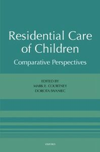 Ebook in inglese Residential Care of Children: Comparative Perspectives -, -