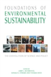 Ebook in inglese Foundations of Environmental Sustainability: The Coevolution of Science and Policy