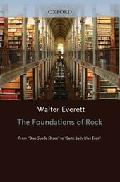 Foundations of Rock: From Blue Suede Shoes to Suite: Judy Blue Eyes