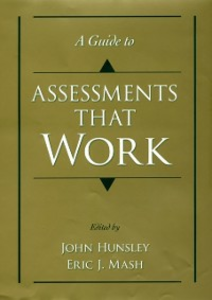 Ebook in inglese Guide to Assessments That Work Hunsley, John , Mash, Eric J.