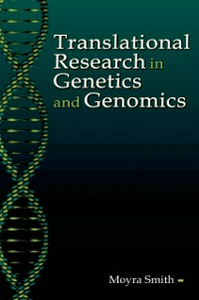 Ebook in inglese Translational Research in Genetics and Genomics Smith, Moyra