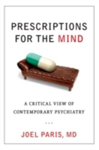 Ebook in inglese Prescriptions for the Mind: A Critical View of Contemporary Psychiatry Paris, Joel