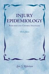 Injury Epidemiology: Research and Control Strategies