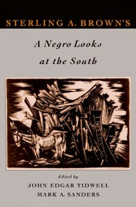 Ebook in inglese Sterling A. Browns A Negro Looks at the South -, -