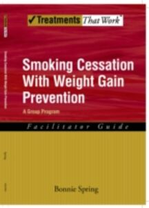 Ebook in inglese Smoking Cessation with Weight Gain Prevention: A Group Program Spring, Bonnie