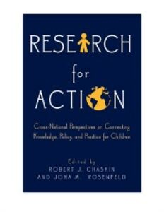Ebook in inglese Research for Action: Cross-National Perspectives on Connecting Knowledge, Policy, and Practice for Children