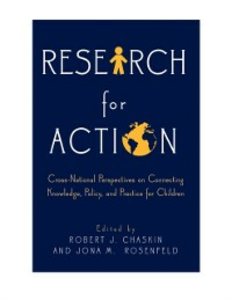 Ebook in inglese Research for Action: Cross-National Perspectives on Connecting Knowledge, Policy, and Practice for Children -, -