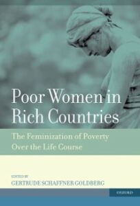 Ebook in inglese Poor Women in Rich Countries: The Feminization of Poverty Over the Life Course