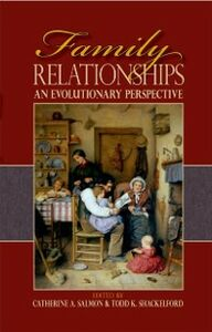 Ebook in inglese Family Relationships: An Evolutionary Perspective -, -