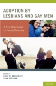 Ebook in inglese Adoption by Lesbians and Gay Men: A New Dimension in Family Diversity -, -