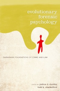 Ebook in inglese Evolutionary Forensic Psychology -, -
