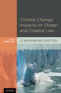 Foto Cover di Climate Change Impacts on Ocean and Coastal Law: U.S. and International Perspectives, Ebook inglese di  edito da Oxford University Press