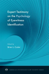 Ebook in inglese Expert Testimony on the Psychology of Eyewitness Identification Cutler, Brian L.