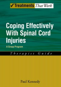 Ebook in inglese Coping Effectively With Spinal Cord Injuries: A Group Program Therapist Guide Kennedy, Paul
