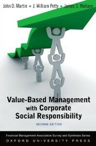 Ebook in inglese Value Based Management with Corporate Social Responsibility Martin, John D. , Petty, J. William , Wallace, James S.