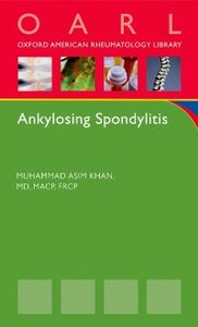 Foto Cover di Ankylosing Spondylitis, Ebook inglese di Muhammad Asim Khan, edito da Oxford University Press