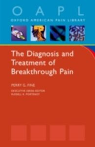 Ebook in inglese Diagnosis and Treatment of Breakthrough Pain Fine, Perry