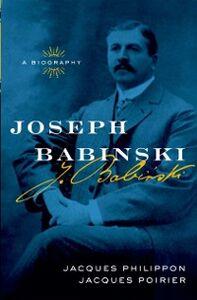 Foto Cover di Joseph Babinski: A Biography, Ebook inglese di Jacques Philippon,Jacques Poirier, edito da Oxford University Press