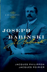 Ebook in inglese Joseph Babinski: A Biography Philippon, Jacques , Poirier, Jacques