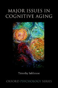 Ebook in inglese Major Issues in Cognitive Aging Salthouse, Timothy